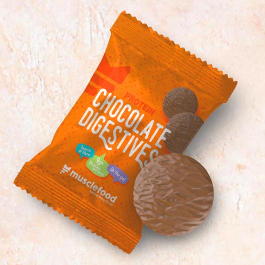 Protein Milk Chocolate Protein Digestives - 5 Pack