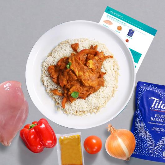 Chicken Tikka Masala Recipe Kit
