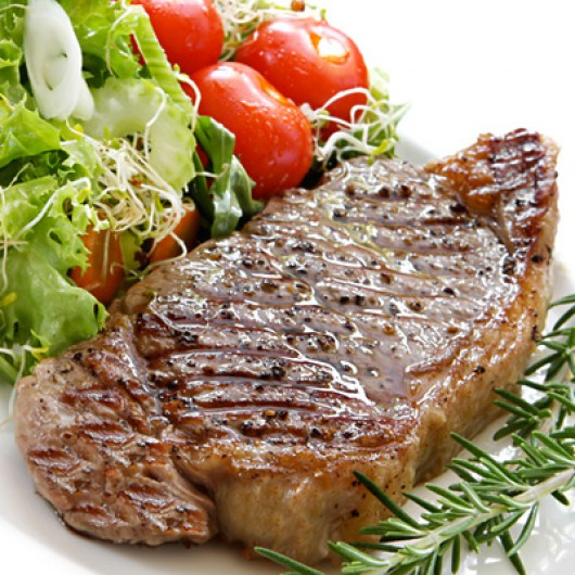 30 x 6-7oz Matured Free Range Rump Steak