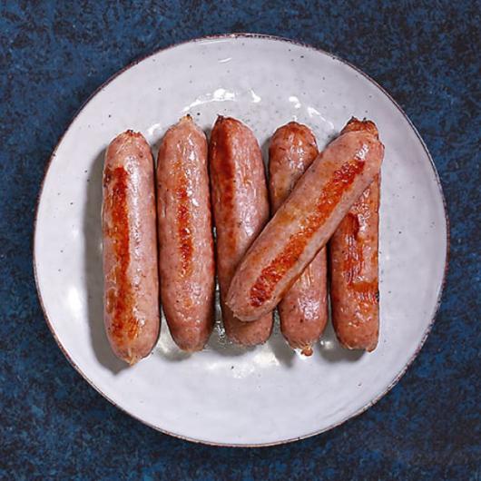 6 x Meaty Pork Sausages
