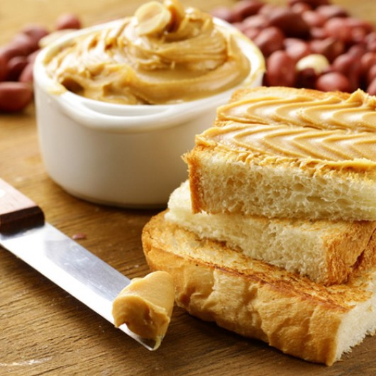 Smooth Peanut Butter - 2 x 1kg
