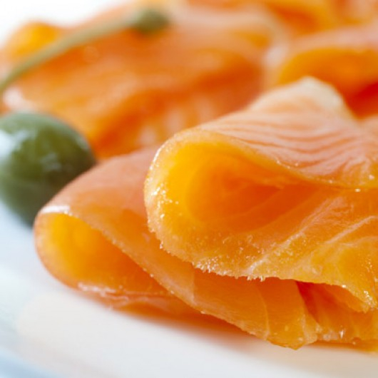 Fresh Scottish Smoked Salmon - 454g