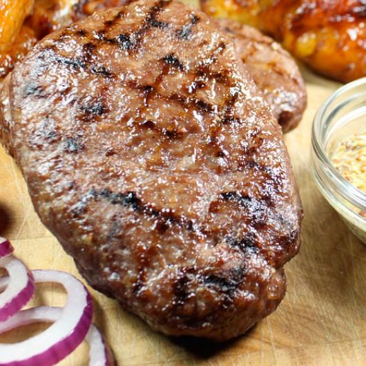 4 x 170g Free Range Hache Steaks