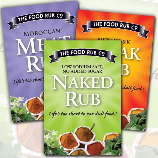 Food Rub Variety (10) Pack
