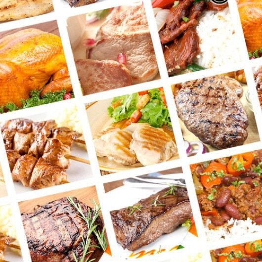 New Customer Luxury Meat Selection