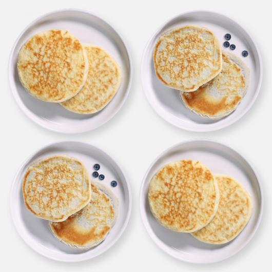 8 x Protein Pancakes (4 x Plain & 4 x Blueberry)