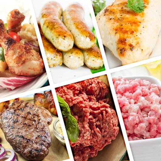 Exclusive Bristol Uni Meat Hamper