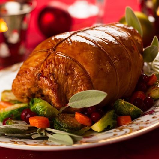 Slimming Christmas Turkey Breast Hamper