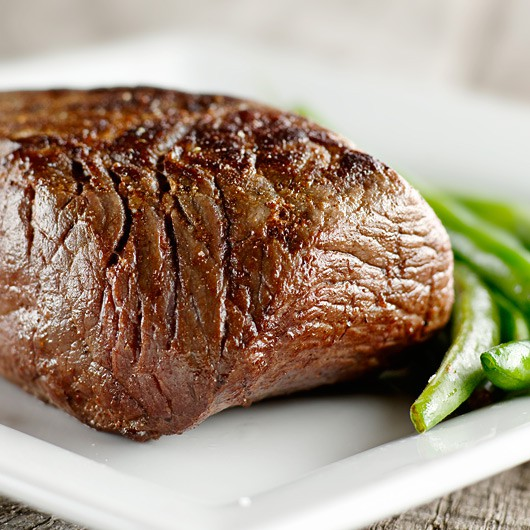10 x 5-6oz Matured British Fillet Steaks