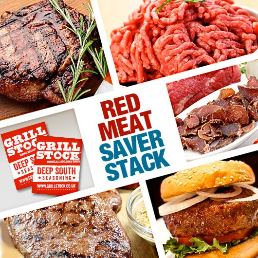 Red Meat Saver Stack
