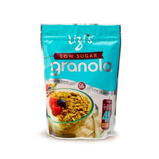 Low Sugar Granola