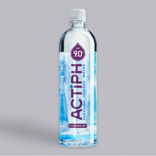 ACTIPH Alkaline Ionised Water - 1L