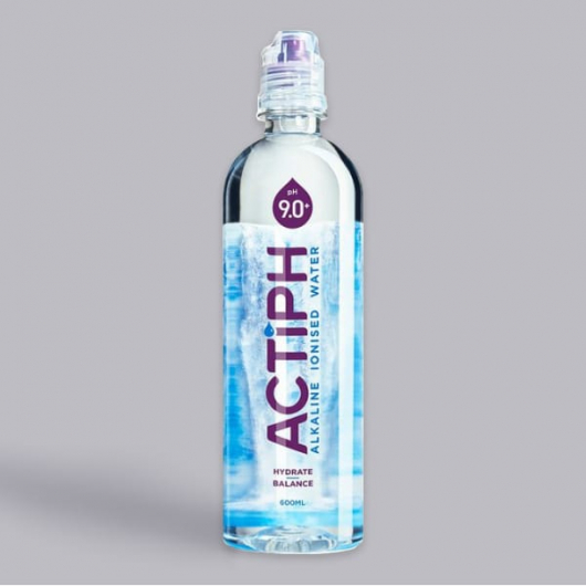 ACTIPH Alkaline Ionised Water - 600ml