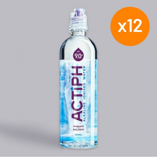ACTIPH Water 12 x 600ml