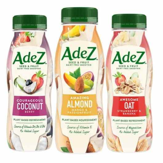 3 x 250ml Seed & Fruit Dairy Free Smoothies