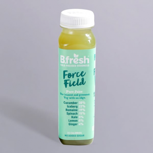 B.Fresh Cold Pressed Juices - Force Fields