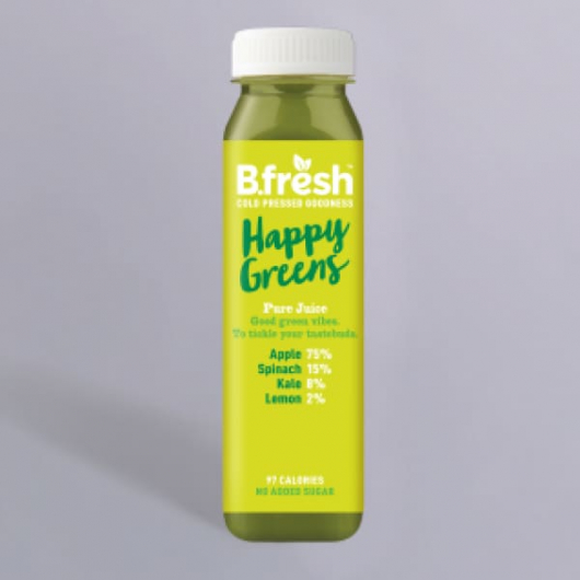 B.Fresh Happy Greens 250ml MF_DR343