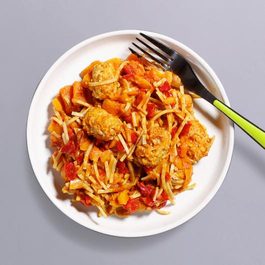 Badman Mock Chicken Pot - 220 kcal MF_RM180