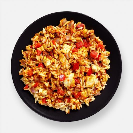 Chicken Balti & Rice Pot - 336 kcal
