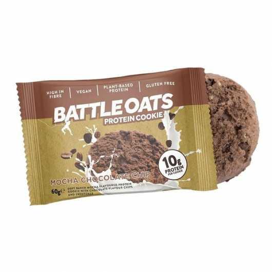 6 x Mocha Choc Chip Cookie - 10g Protein