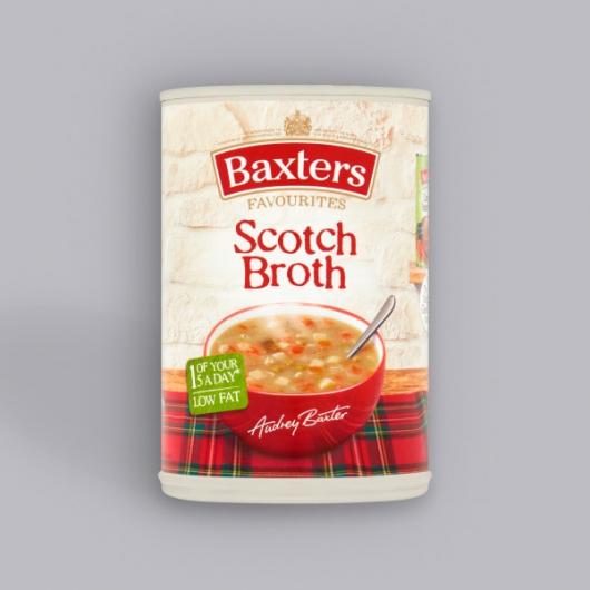 Baxters Scotch Broth 4 x 400g
