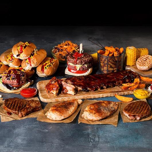 Outstanding Summer BBQ Hamper