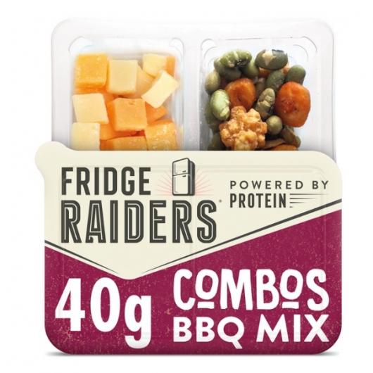 Fridge Raiders Combos BBQ Mix 40g
