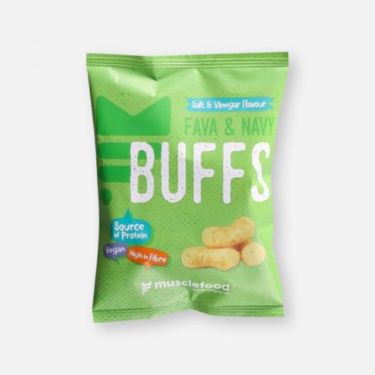 Bean Puffs - Salt & Balsamic Vinegar 22g