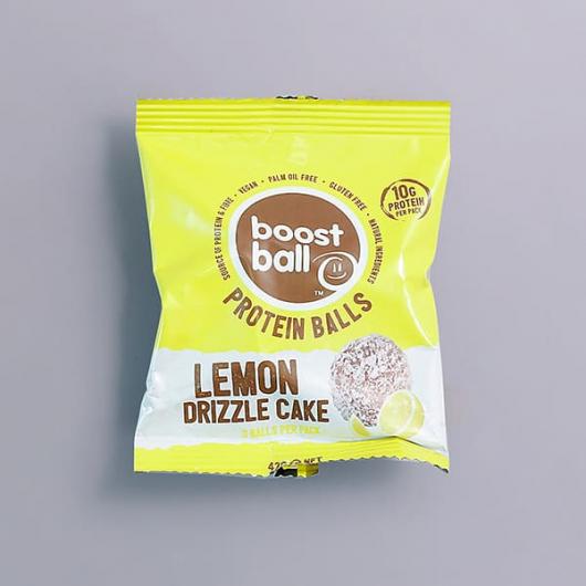 Boostball Lemon Drizzle Cake Protein Balls - 42g