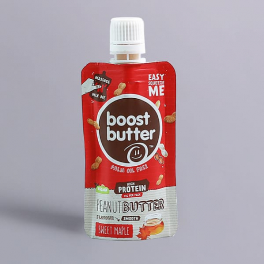 Boostball Squeezy Sweet Maple Nut Butter - 45g