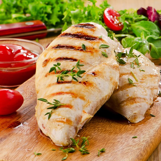 Value Chicken Breast Fillets - 2.5kg