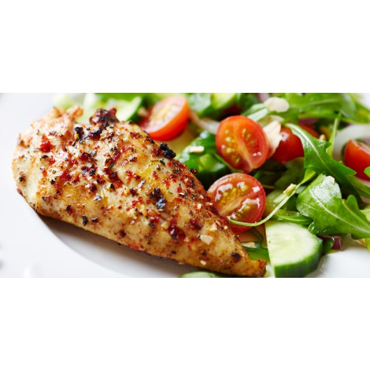 Premium Skinless Chicken Breasts - 2.5kg