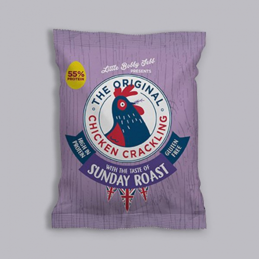 Chicken Crackling - The Taste Of Sunday Roast - 30g