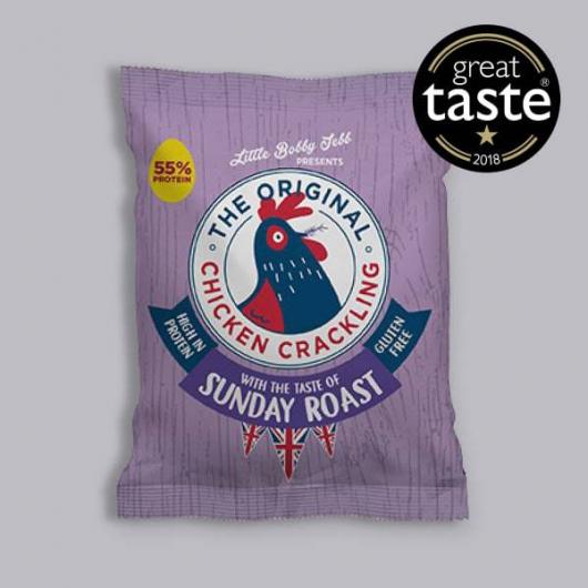 Chicken Crackling - The Taste Of Sunday Roast - 30g