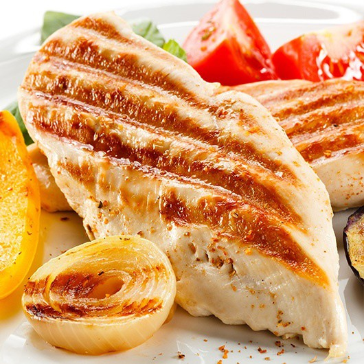 Premium Chicken Breast Fillets - 2.5kg