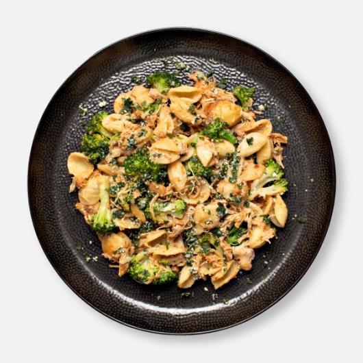 Chipotle Chicken Carbonara Pasta Kit - 444 kcal
