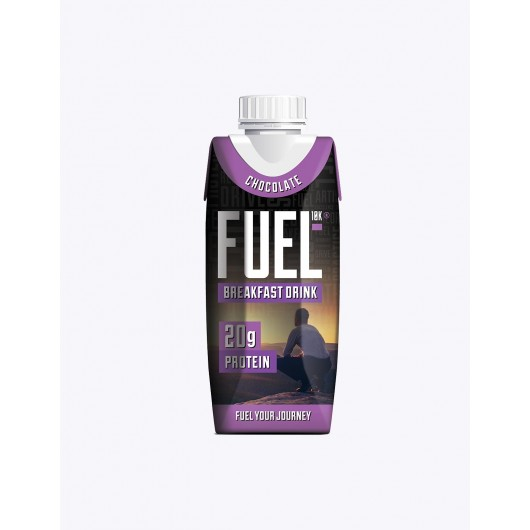 FUEL10K Chocolate Breakfast Drink - 330ml