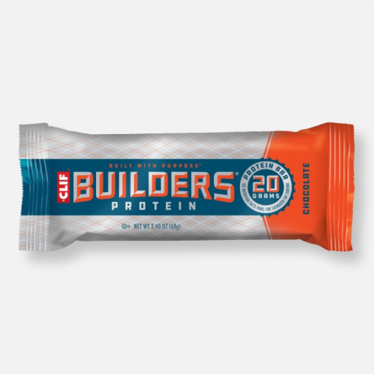 Clif Builders - Chocolate - 20g Protein - 68g (Supplements)