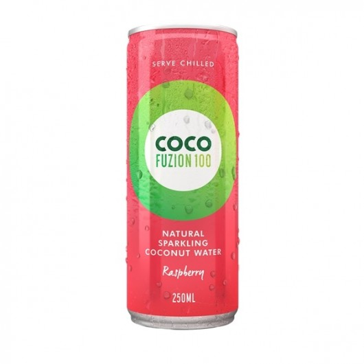 6 x Coco Fuzion 100 - Carbonated  - £4.95 ****