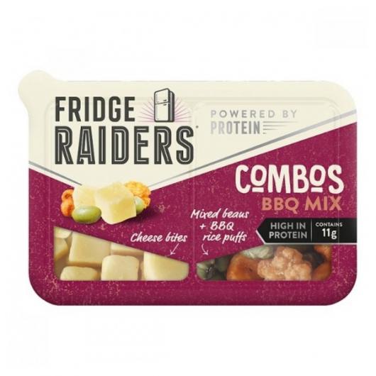 2 x 40g Fridge Raiders Combo BBQ Mix - 3 FOR £3