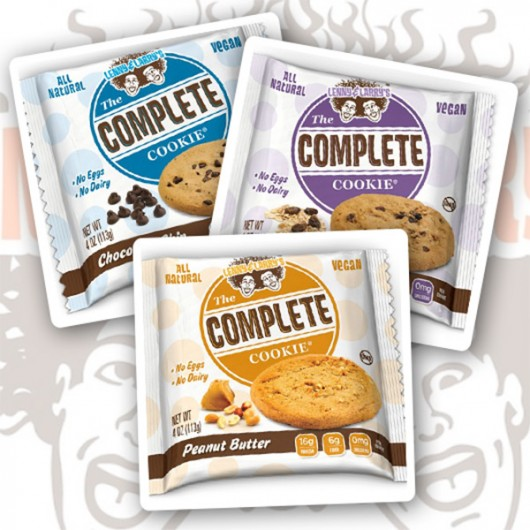 3 x Lenny & Larry's Complete Cookies