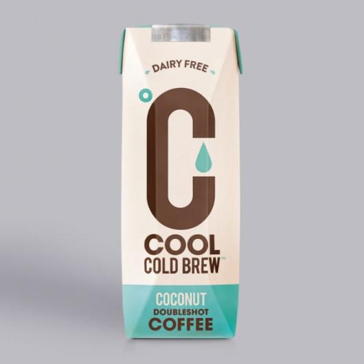 Cool Cold Brew Coffee - Coconut