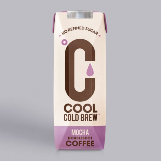 Cool Cold Brew Coffee - Mocha