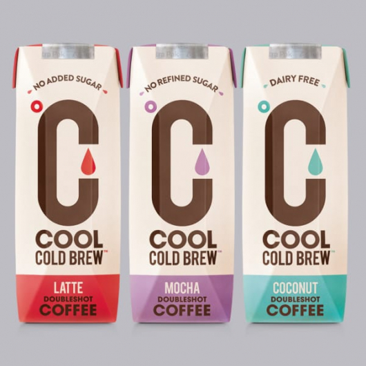 Cool Cold Brew Coffee