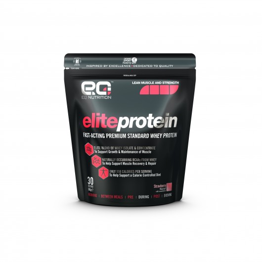 EQ Nutrition Elite Whey Protein - 900g
