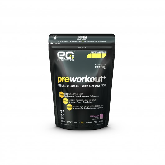 EQ Nutrition Pre Workout+ - 500g