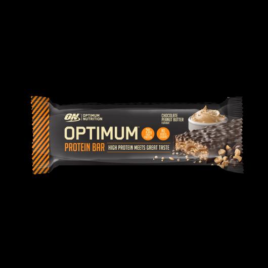 Optimum Protein Bar -  Chocolate Peanut Butter Box Of 10