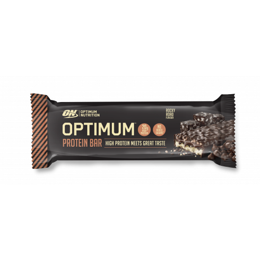 Rocky Road Optimum Protein Bars - 10 x 60g