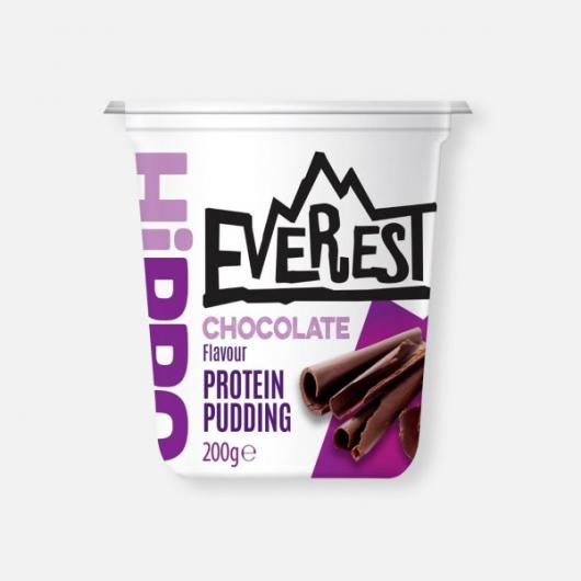 Everest HiPro Pudding – Chocolate | musclefood