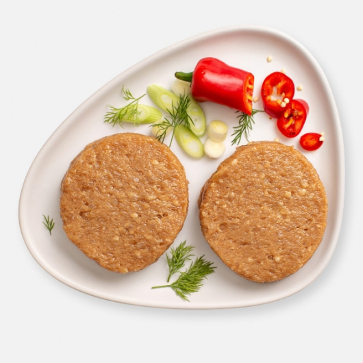 Extra Lean Barbecue Chicken Burgers - 2 x 114g